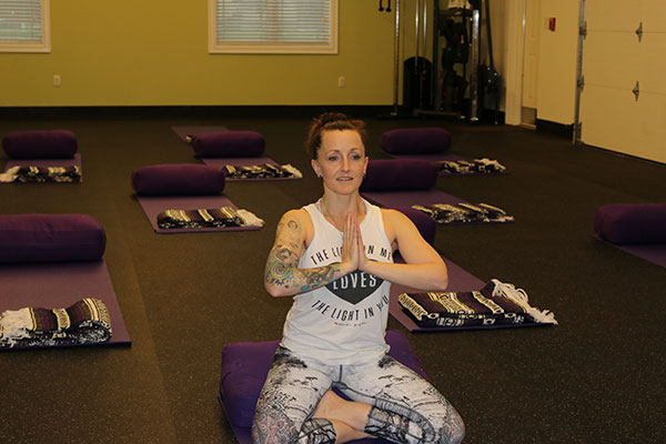 Yoga Group for Depression, Anxiety and Stress